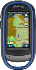 eXplorist touch 510 v3.41 (microSD CARD) compatible Topo France, Littoral France pour Magellan, LeadMap Aviation, Mapsend Blue Nav XL3.
